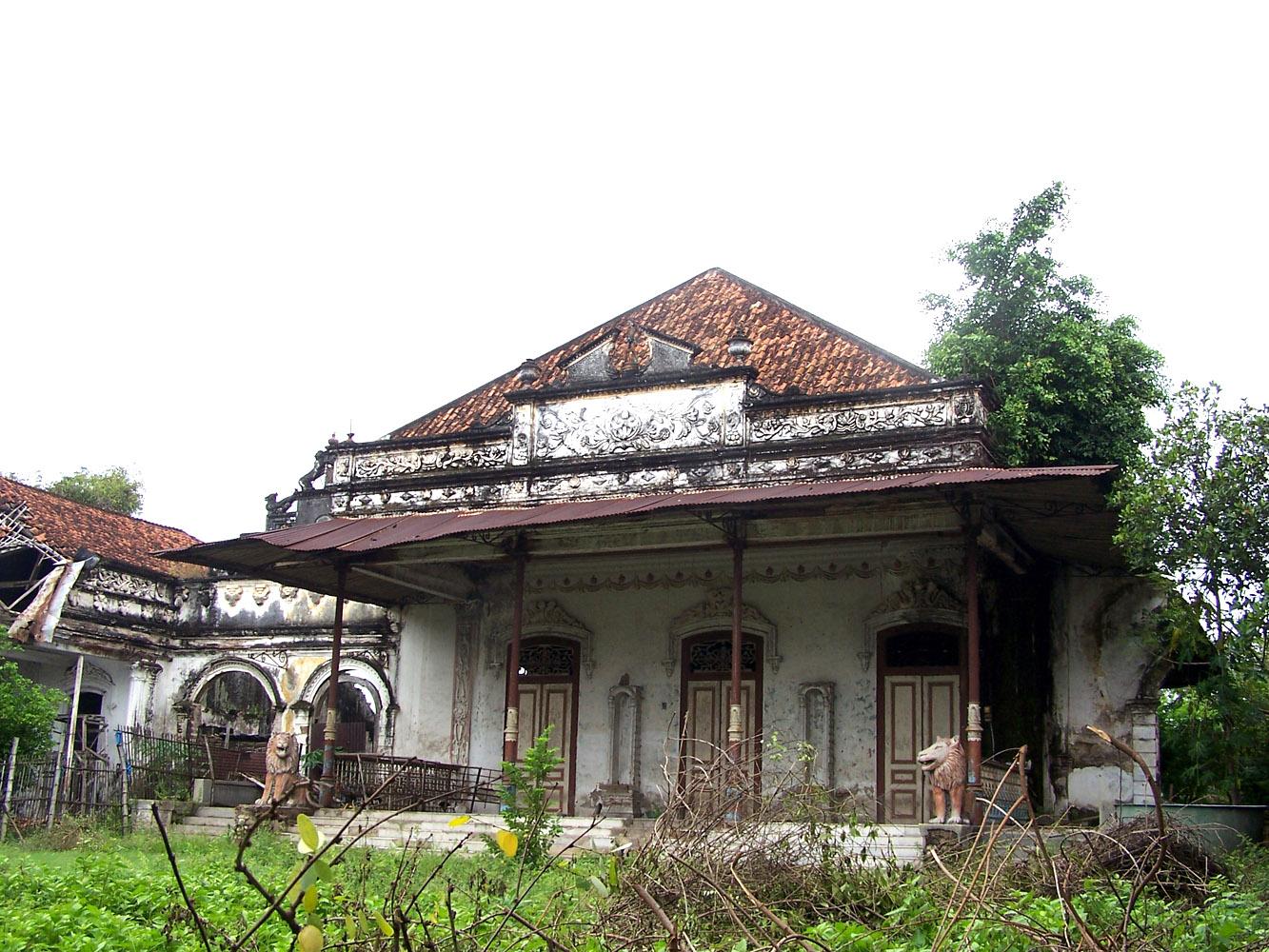 Desain Rumah Jaman Belanda - Desain Rumah Mesra