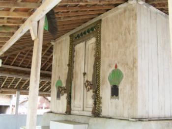 Makam Dewi Sekardadu di Lamongan 2