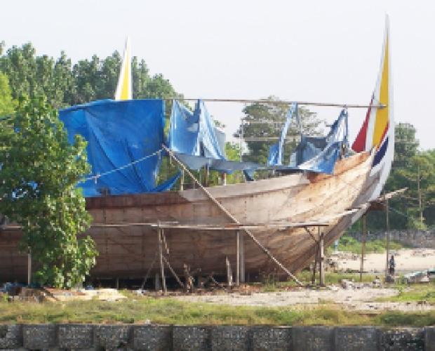 Perahu (belum Jadi) 2
