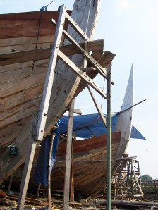 Perahu (belum Jadi) 3