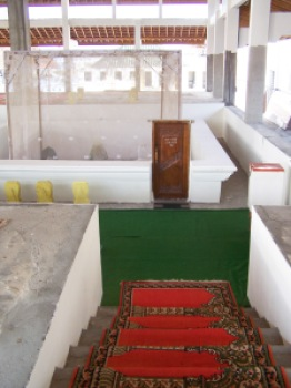 Makam Syeh Maulana Ishaq 2