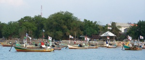 Perahu-perahu